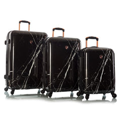 Dakara - Black Marble Fashion Spinner™ 3pc. Set