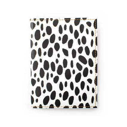 Dalmatian Passport Holder