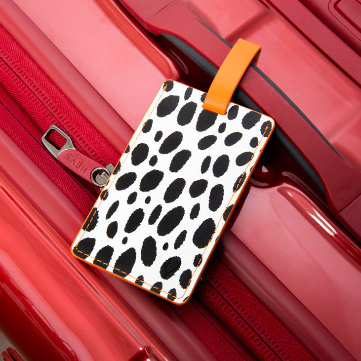 Dalmatian Luggage Tag