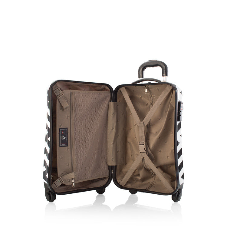 "Deco 21"" Fashion Spinner™ Carry-on"