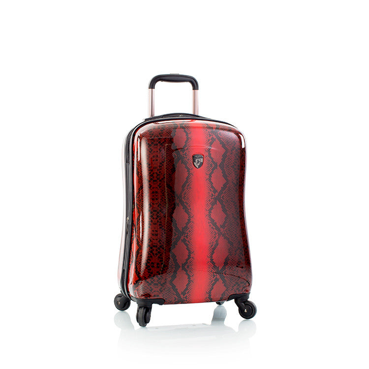 "Exotic Python 21"" Fashion Spinner™ Carry-on"