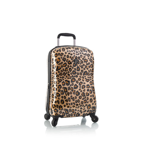 "Exotic Leopard 21"" Fashion Spinner™ Carry-on"