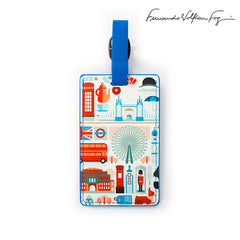 FVT Cities Luggage Tag