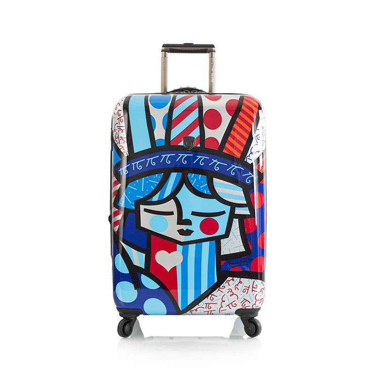 "Britto - Freedom 21"" - The Art of Modern Luggage™"