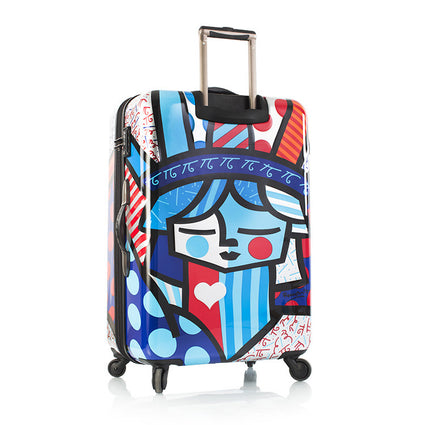 "Britto - Freedom 30"" - The Art of Modern Luggage™"