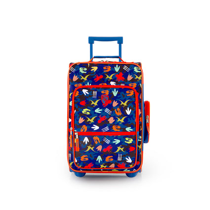 Kids Softside Luggage - Dino (HEYS-UPRL-23-19AR)
