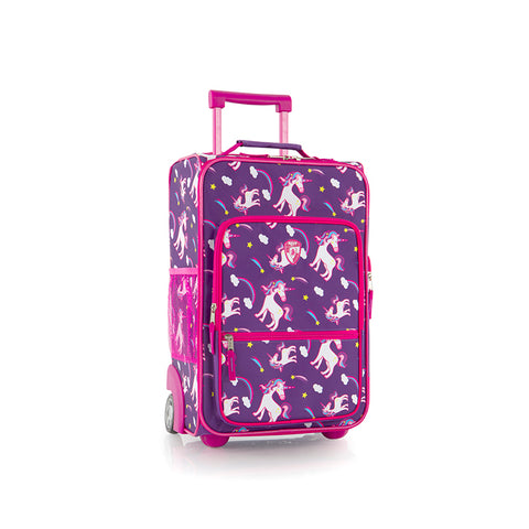 Kids Softside Luggage - Unicorn (HEYS-UPRL-25-19AR)