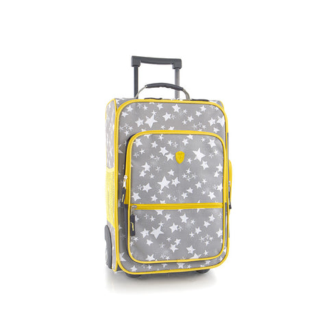 Kids Softside Luggage - Scattered Stars (HEYS-UPRL-STAR-17)