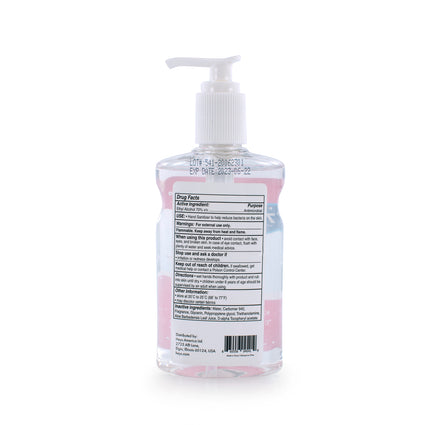 Hand Sanitizers 70% Alcohol (236ml / 8oz Each) - 4 Bottles