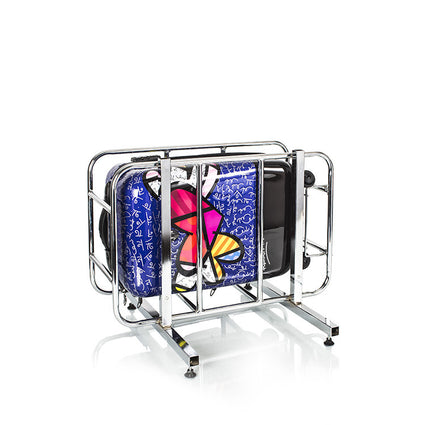 Britto - Heart with Wings 3pc Set - The Art of Modern Luggage™