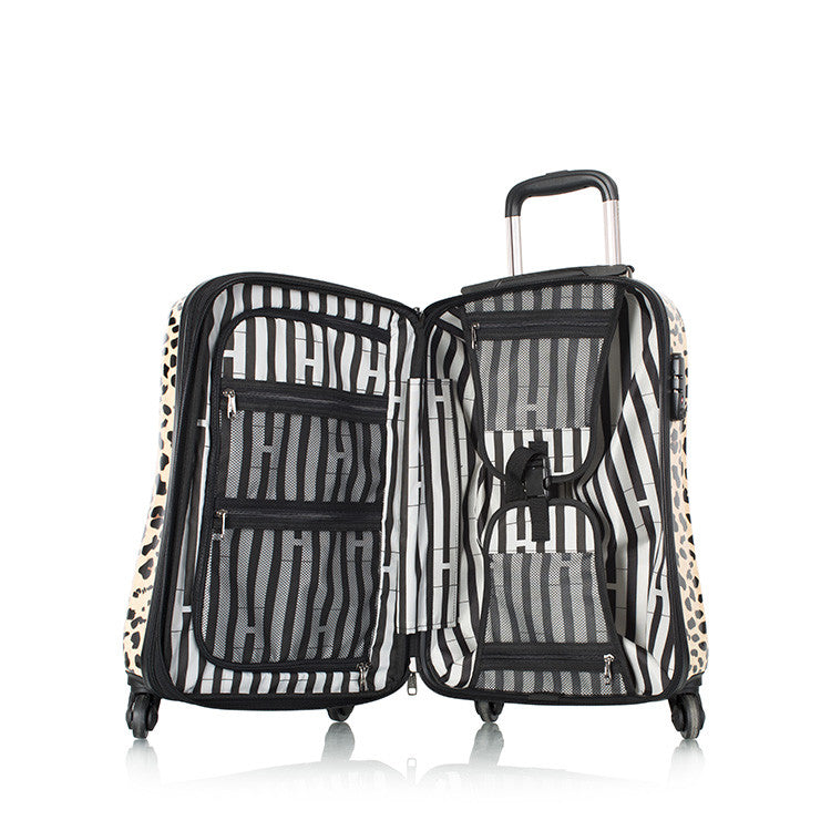 "Leopard Panthera 21"" Fashion Spinner™ Carry-on"