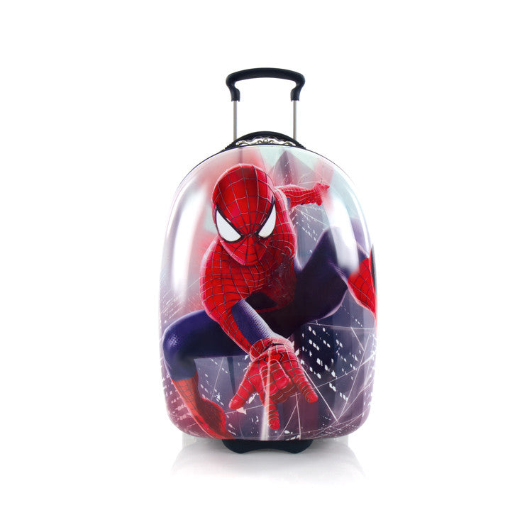 Marvel Spiderman Kids Luggage - M-HSRL-RS-SM07-14FA