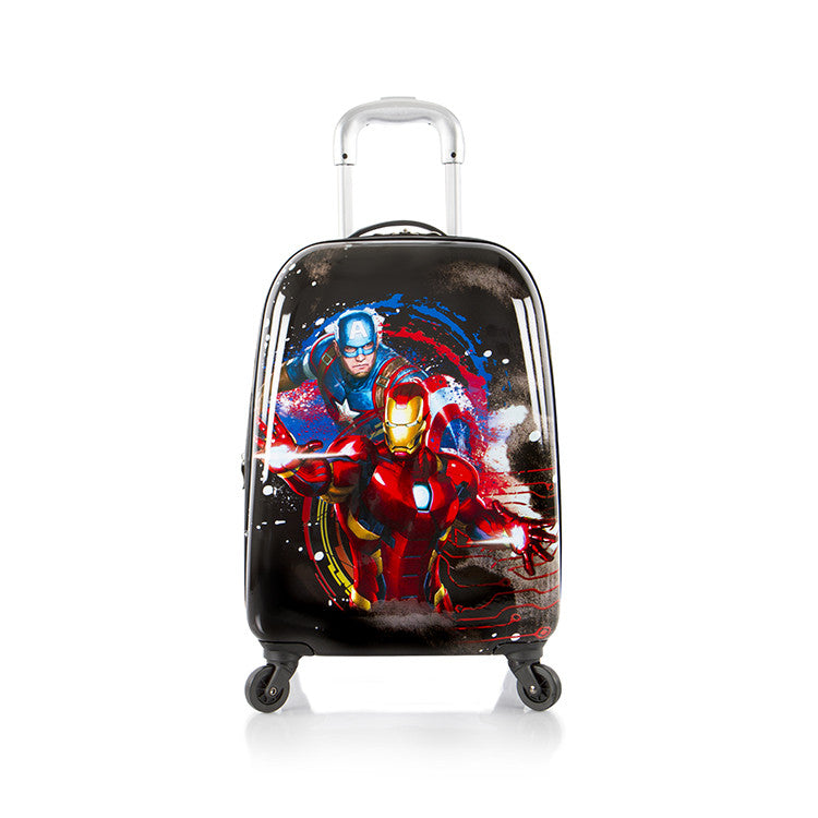 Marvel Tween Spinner Luggage - Avengers (M-HSRL-TSP-A17-16FA)