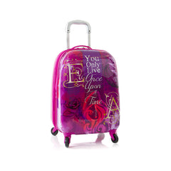 Tween Spinner Luggage - Mattel (MT-HSRL-TSP-EH08-15FA)