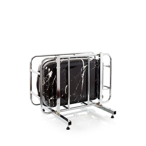"Marquina - Black Marble 21"" Fashion Spinner™ Carry-on"