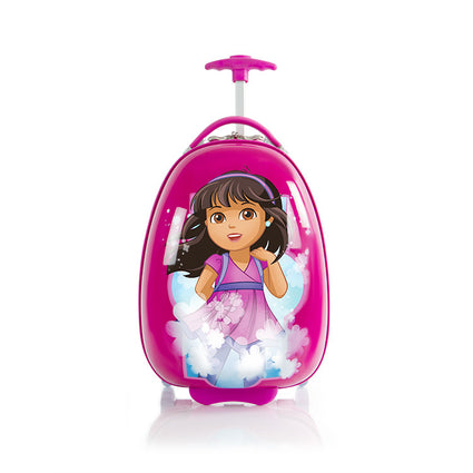 Nickelodeon Kids Luggage - Dora - (NL-HSRL-ES-DR06-15FA)