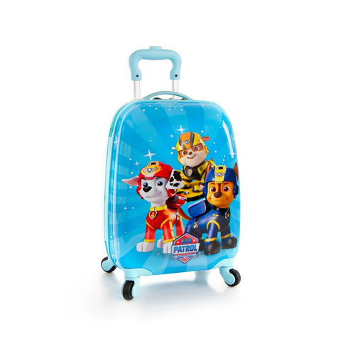 Nickelodeon Kids Spinner Luggage - PAW Patrol (NL-HSRL-SP-PL02-17AR)