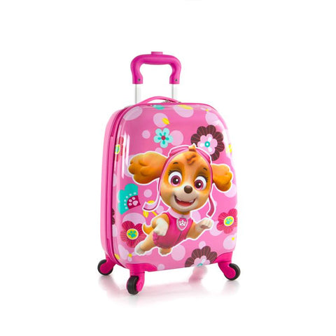 Nickelodeon Kids Spinner Luggage - PAW Patrol (NL-HSRL-SP-PL11-17AR)