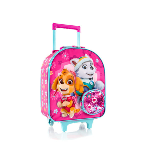Nickelodeon Softside Luggage -PAW Patrol - (NL-SSRL-PL06-17AR)