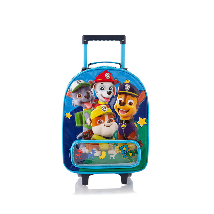 Nickelodeon Softside Luggage -PAW Patrol - (NL-SSRL-PL11-18AR)