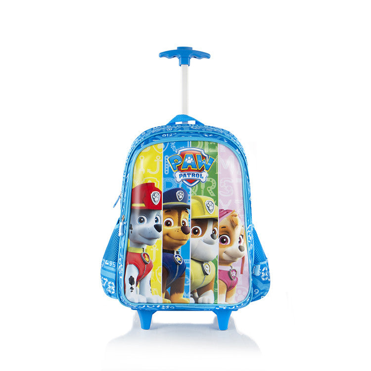 Nickelodeon Travel Luggage with Straps - PAW Patrol (NL-WCBP-PL01-16FA)