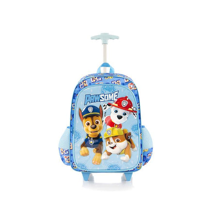Nickelodeon Travel Luggage with Straps - PAW Patrol (NL-WCBP-PL01-19AR)