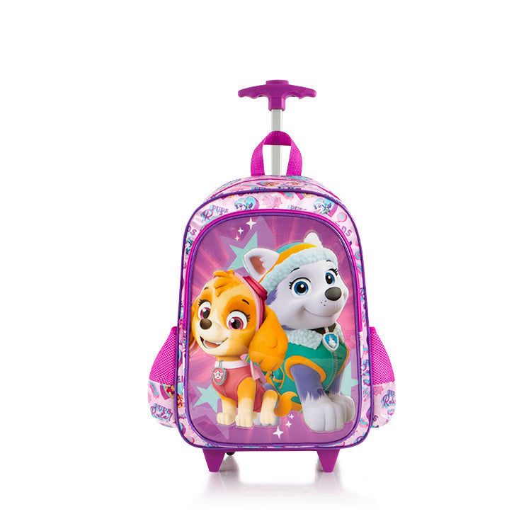 Paw Patrol Travel Luggage with Straps - (NL-WCBP-PL15-18AR)