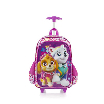 Nickelodeon Travel Luggage with Straps - PAW Patrol (NL-WCBP-PL02-19AR)
