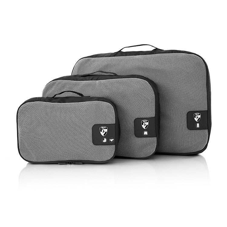 Pack ID 3 pc Packing Cube Set