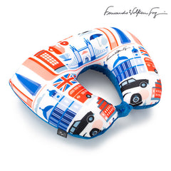 FVT - Cities 2-in-1 Travel Pillow