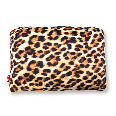 Leopard 2-in-1 Travel Pillow