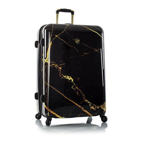 "Portoro - Black Marble 30"" Fashion Spinner™"