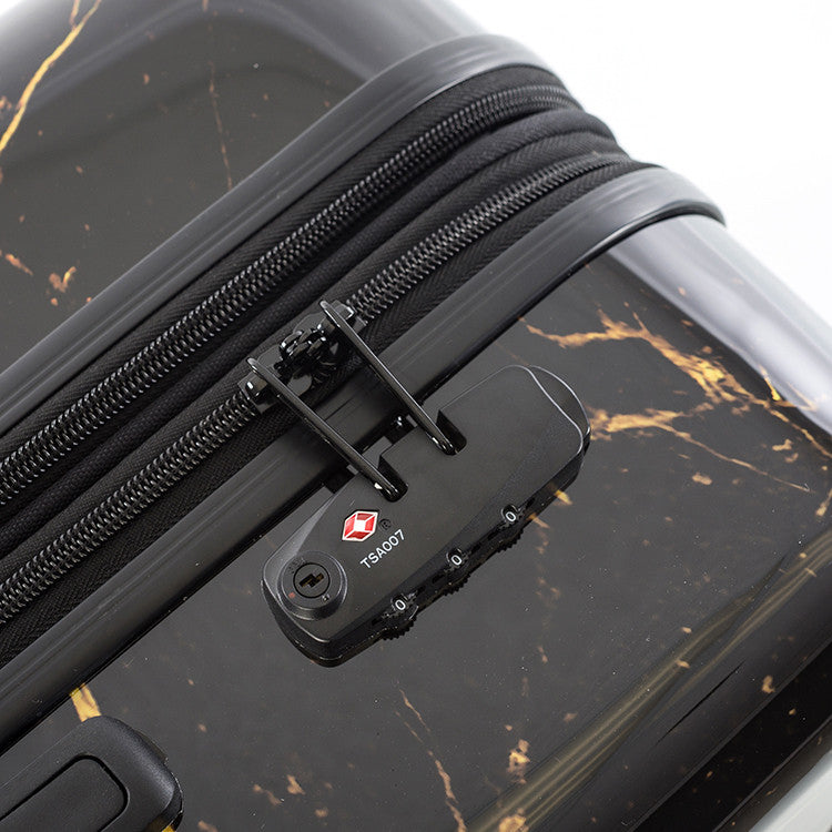 "Portoro - Black Marble 21"" Fashion Spinner™ Carry-on"