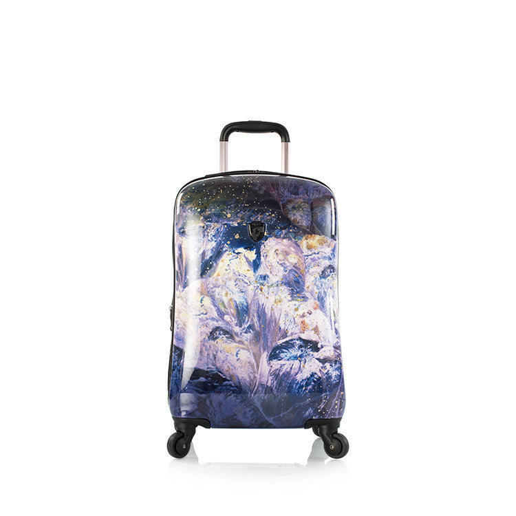 "Purple Amethyst 21"" Fashion Spinner™ Carry-on"