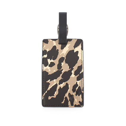 Safari Luggage Tag