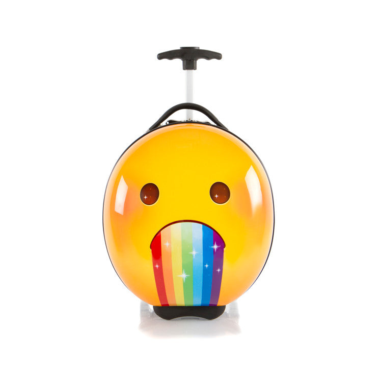 e-Motion Kids Luggage - Rainbow