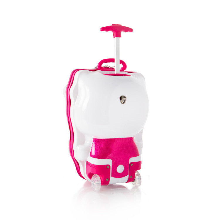 Hello Kitty Kids 3D Spinner Luggage - (S-HSRL-3D-HM05-15FA)