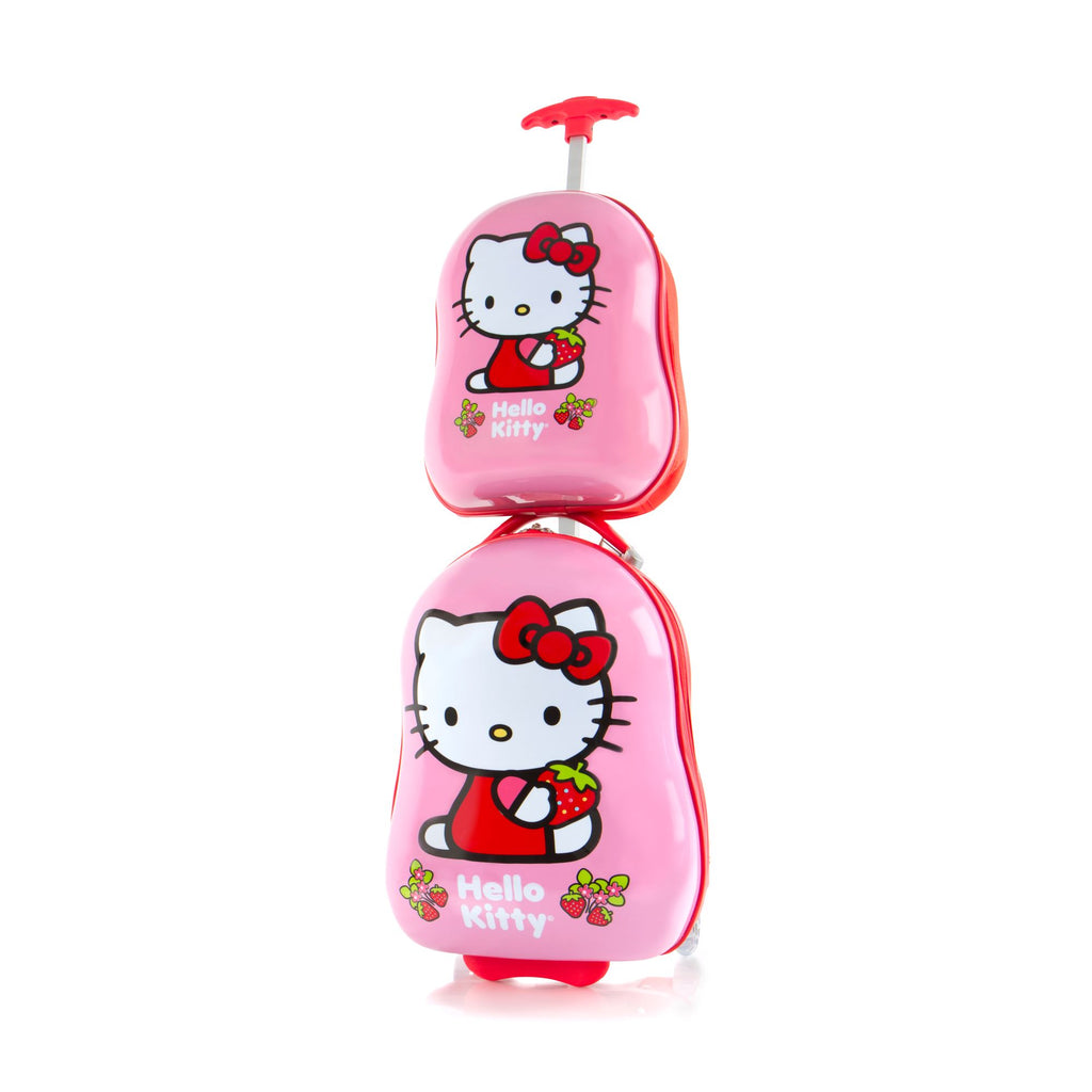 Hello Kitty Kids Backpack and Luggage Set - (S-HSRL-O-ST-HM01-17AR)