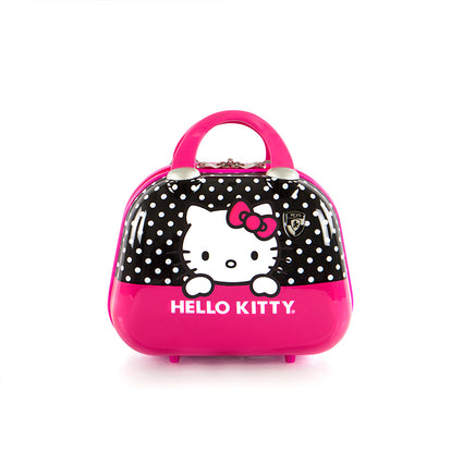 Hello Kitty Luggage and Beauty Case 2 pc. Set (S-ST-HSRL-TSP-HK15-17AR)