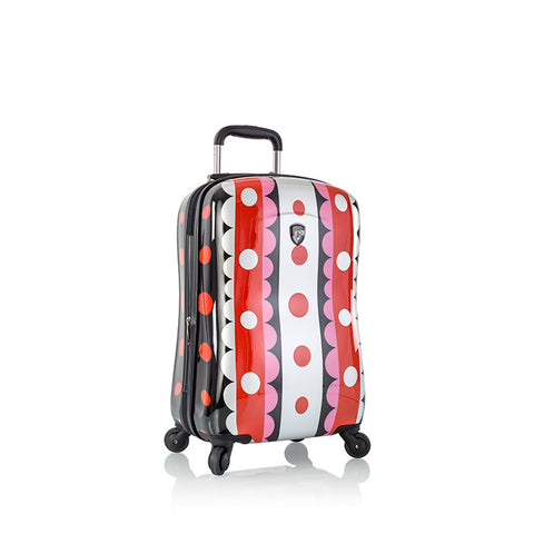 "Sixties Mod 21"" Fashion Spinner™ Carry-on"