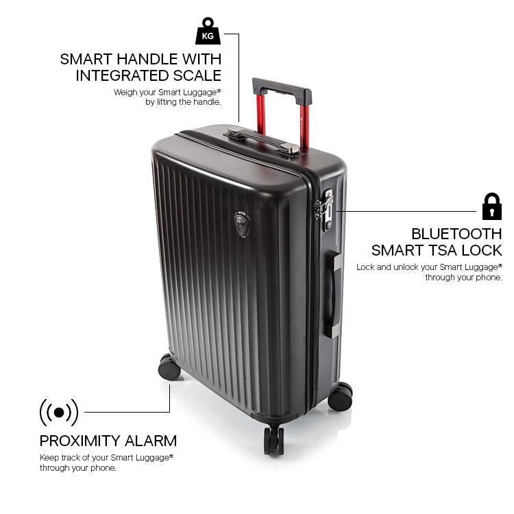 "Smart Luggage® 26"" - Airline Approved"