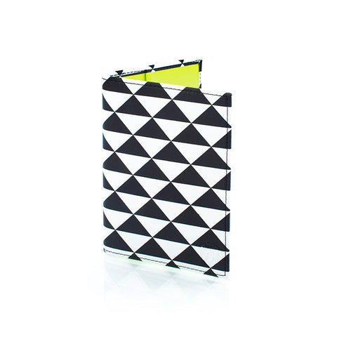 Triangles Passport Holder