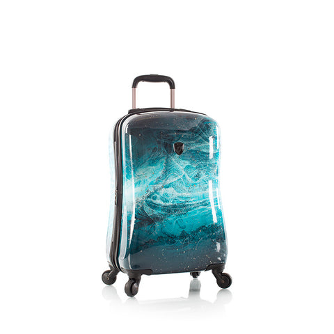 "Turquoise Stone 21"" Fashion Spinner™ Carry-on"