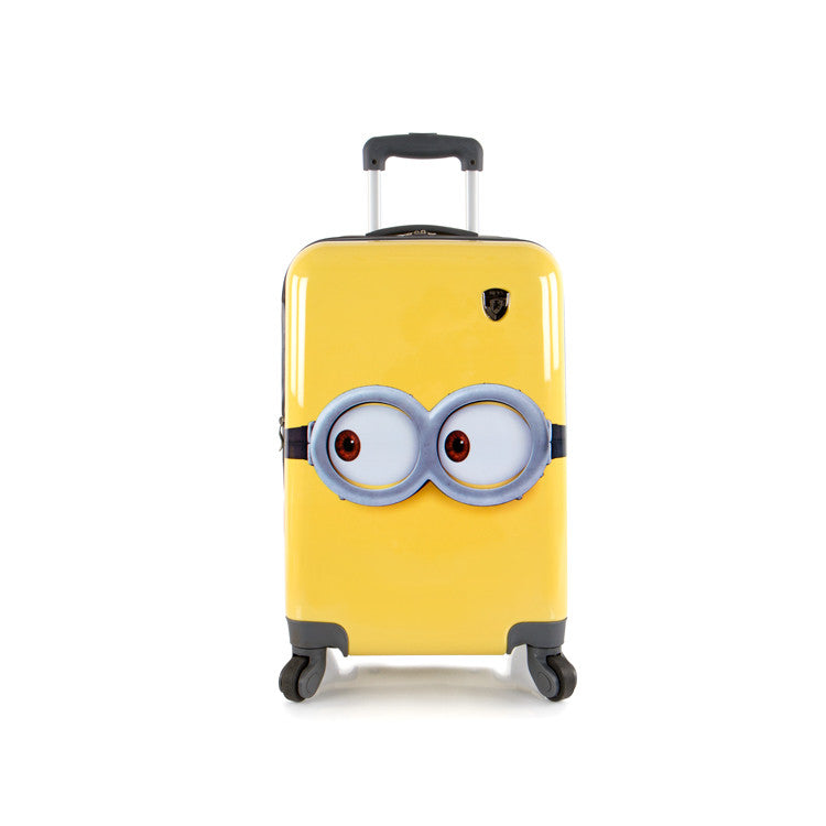 Minions Luggage and Mini Case 2 pc. Set (US-ST-HSRL-M02-16FA)