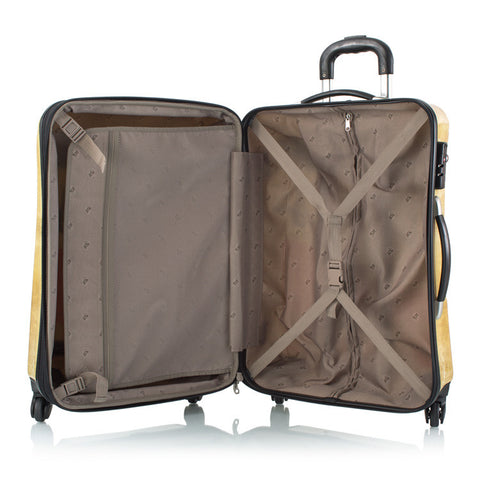 "Vintage Traveler 30"" Fashion Spinner™"