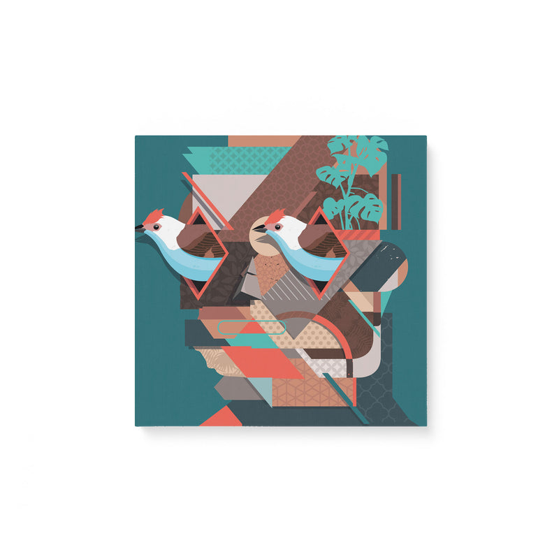 Birds | Niels De Jong | Canvas