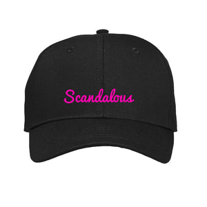 Scandalous - Cap