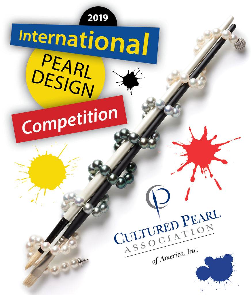 The Cultured Pearl Association of America Opens Its 10th Annual International Pearl Design Competition to Entries with a Retail Initiative