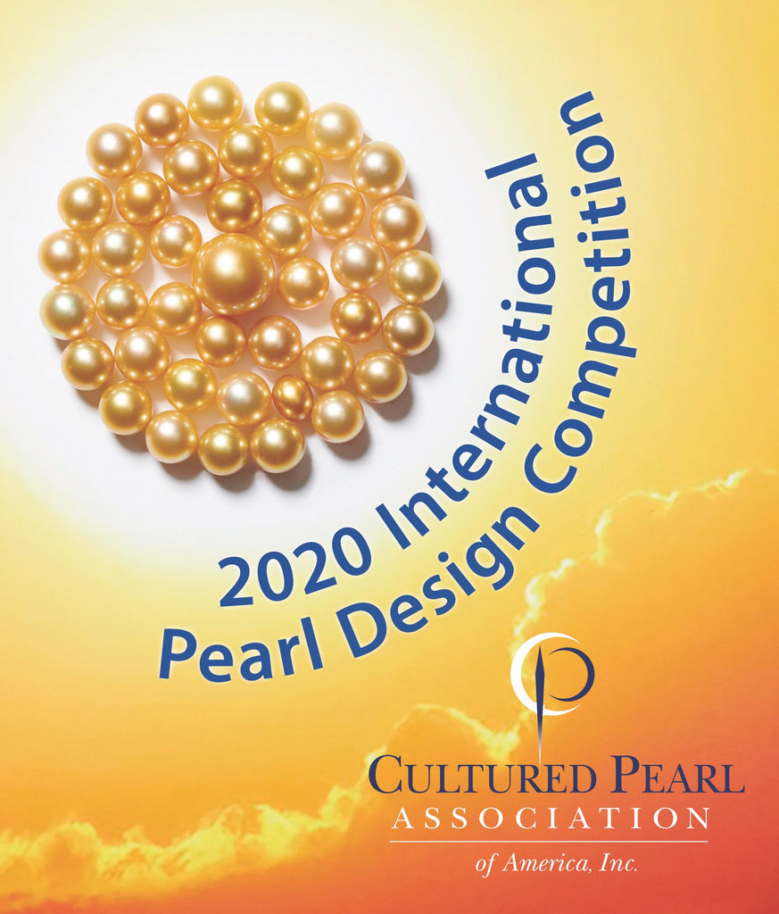 The Cultured Pearl Association of America Opens Its 11th Annual International Pearl Design Competition to Entries with a Retail Initiative