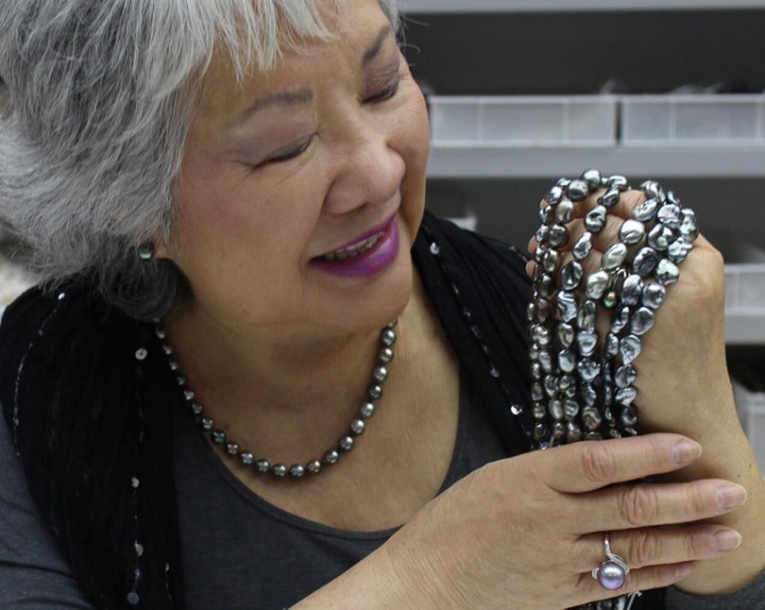 Don't Miss 'The Evolution of The Pearl Goddess' Talk at AGTA GemFair Tucson!
